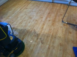 Karndean Cleaning in Bristol