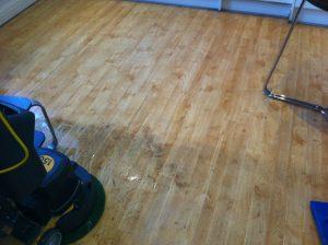 Karndean Cleaning in Bristol