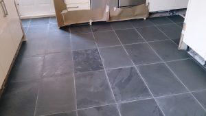 Brazilian Slate After Cleaning