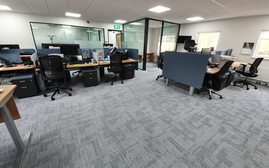 The benefits of commercial carpet cleaning for your business